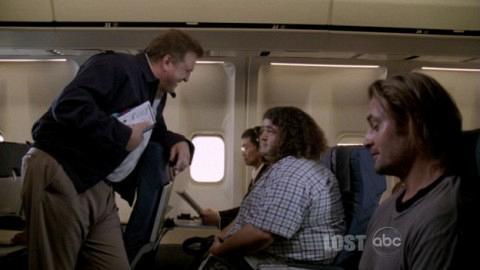 Αρζτ, Χέρλι και Σώγιερ, στο αεροπλάνο