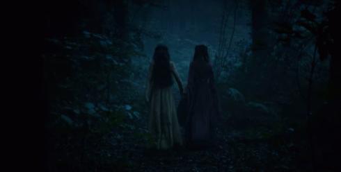 Κορίτσια στο δάσος